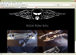 Click to go to the Billet Bike Bits website
